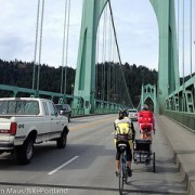 ODOT makes St. Johns Bridge sharrow plans official