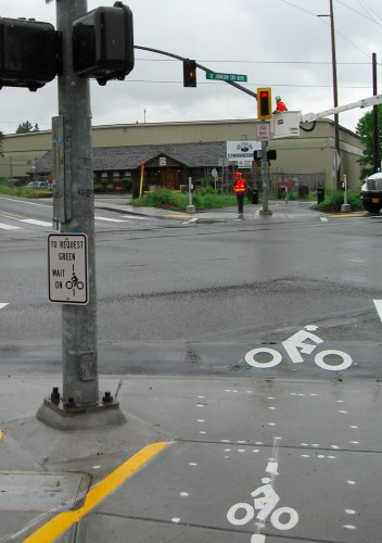 Bike Gallery Clackamas Clackamas County traffic