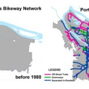 New and improved animation of Portland's bike network (and my thoughts)