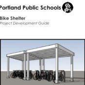 Portland public school district offers guide for DIY bike shelters