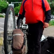 Oregonians come to aid of stranded bike tourist – UPDATED