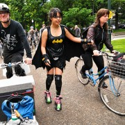 Photos and recap from the Pedalpalooza Kickoff