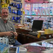 Final days in business for The Missing Link bike shop