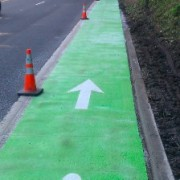 ODOT roundup: First green lane; director on freight policy; and a big job opening