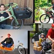 Disaster strikes! On Sunday learn how cargo bikes will save the day