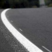 City considers rumble strips on Marine Drive