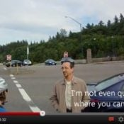 On-bike video highlights notorious Sylvan/Hwy 26 intersection