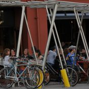 Study shows biking customers spend more