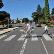 PBOT continues exciting progress on 'neighborhood greenway' network