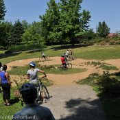 A new era has begun: City of Portland officially opens first pump track