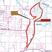 Advisory: NW Old Cornelius Pass Rd closed for 75 days