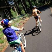 Thoughts on Sunriver, Oregon (home of the best bikeway network in North America)
