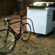 A tiny house with big aspirations: Introducing the 'BikeRV'