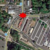 Man cited for dangerous turn in collision near Springwater Corridor this morning
