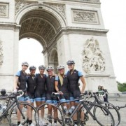 Women who conquered Tour de France route now set to tell the tale