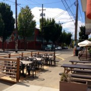 Spotted: Portland's first 'street seats' – UPDATED