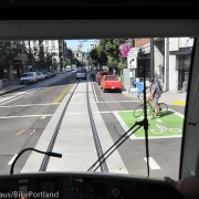 Photos and notes from my ride on the new streetcar line