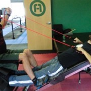 Three months after paralyzing crash, Mat Barton presses on