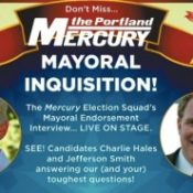 Still undecided? Join us for a 'Mayoral Inquisition' next week