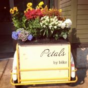 Petals By Bike is latest bike-based business to hit Portland streets
