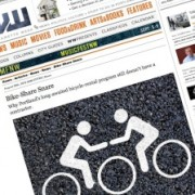 Local headlines go after Portland Bike Share