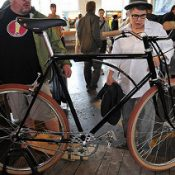 Oregon bike industry on display at handmade bike show this weekend