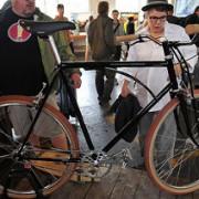 Oregon bike industry on display at handmade bike show this weekend