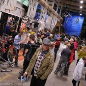 Notes and photos from the Oregon Handmade Bicycle Show