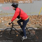 Biking Brooklyn after Sandy