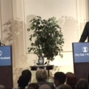 Smith, Hales asked about bicycling goals at City Club debate