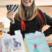 Elly Blue and Portland's bike book boom