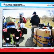 National spotlight shines on role of bikes in disaster response