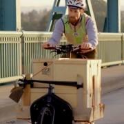 E-assist cargo bike helps farmer ditch the truck