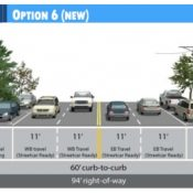 New options on the table for Foster streetscape plan