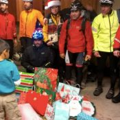 Reader Story: 'Pay it Forward Ride' brightens holiday for a family in need