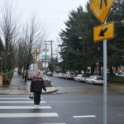 Clearing up confusion around Oregon's crosswalk law