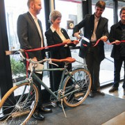 'Bike-friendly' is main selling point at Milano apartments