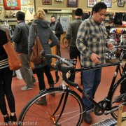Argonaut, Cielo toasted at River City Bicycles