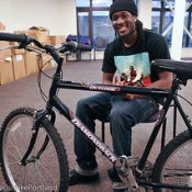 Non-profit uses bikes to engage, empower homeless youth