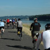 Will new levee regulations impact bikes access on Marine Drive?