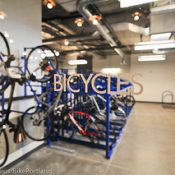 "At Central Eastside Lofts, bicycle parking and amenities ""fill a need"""