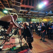 Goldsprints debut at Velo Cult