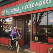Shop owner does the right thing and recovers a stolen bike