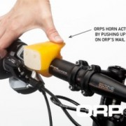 Local product designer raises over $90,000 for bike horn on Kickstarter
