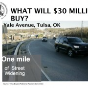 What will $30 million in transportation funding buy?