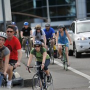 Reader Story: A call for bikeway etiquette as fair weather floodgates open