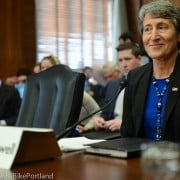 My day on the Hill with Obama Interior Secretary pick Sally Jewell