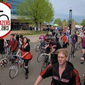 Bike to Blazers set for April 17th