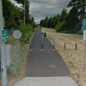 Woman says she was assaulted while bicycling on Gresham-Fairview Trail