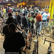 Breadwinner Cycles launch draws huge crowd